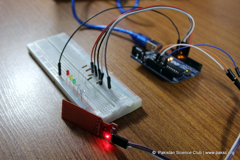 Arduino tutorial urdu course for beginners and