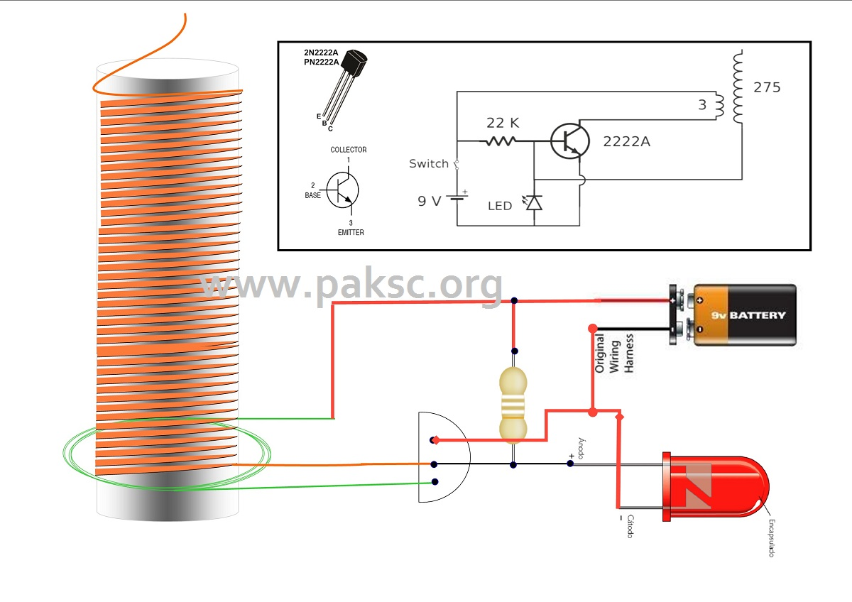 El Wire Inverter Diagram Simple Guide About Wiring Battery Diagrams Ac Generator Voltage Get Free Image Circuit