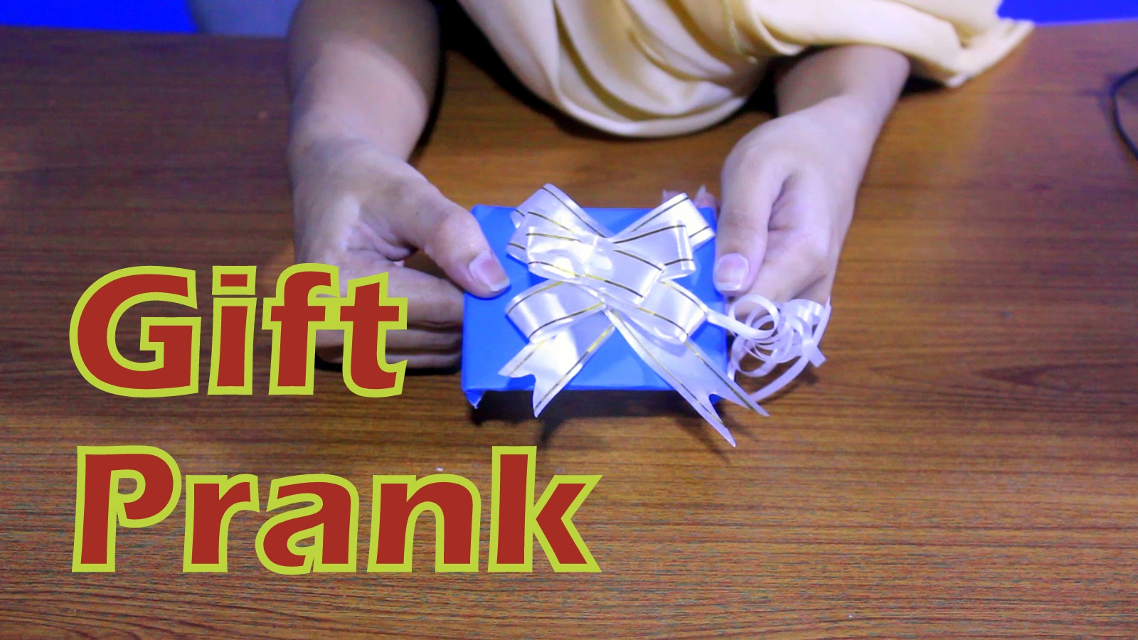 DIY Gift Prank Project