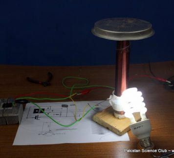 Do it yourself DIY Tesla Coil Slayer Exciter