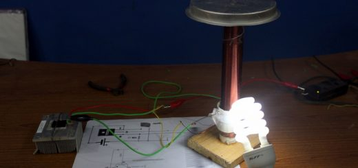 Diy science projects for kids hobbyists hackers and makers do it yourself diy tesla coil slayer exciter solutioingenieria Image collections
