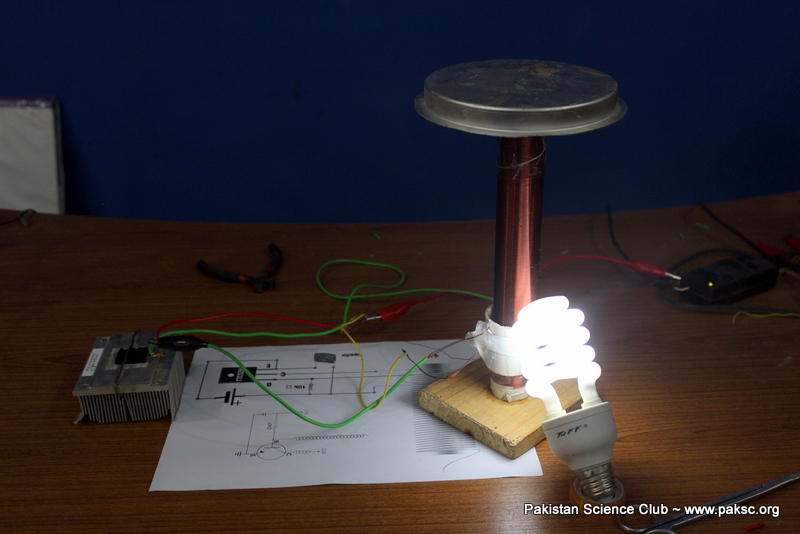 Simple Step By Step Diy Do It Yourself Tesla Coil Slayer