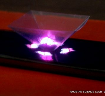 How To Make 3D Hologram Projector