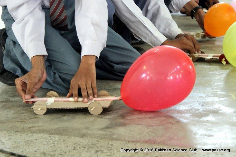 Balloon powered car a simple diy project with step by step instructions