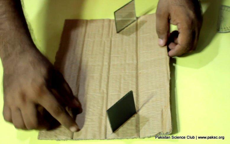 Simple DIY periscope