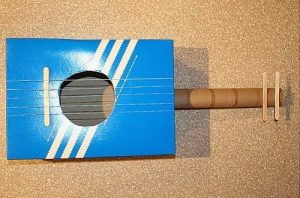 How to Make Simple Music Instrument